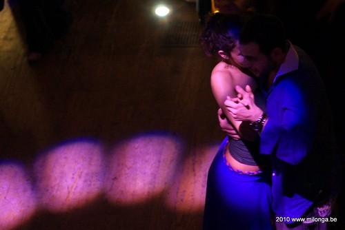 Brussels Tango Festival - Vaudeville