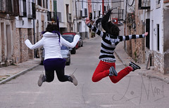 Libertad. (Julia Mora Crespo) Tags: libertad freedom jump free salto