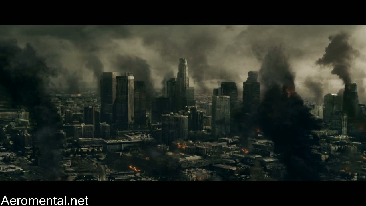 Resident Evil Afterlife Los Angeles