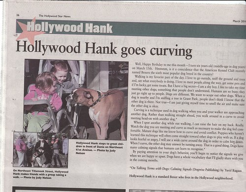 Hollywood Hank March 2010