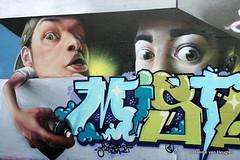 Eindhoven, the Netherlands (Hannie van Heugten) Tags: graffiti nederland thenetherlands eindhoven brabant noordbrabant deberenkuil hannievanheugten