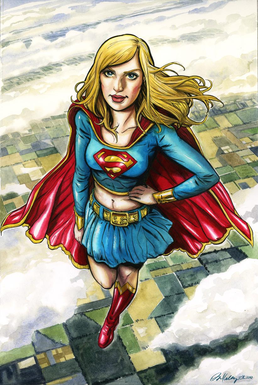 Supergirl.sky