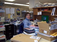 Cataloging department (Colorado Library blog) Tags: county libraries delta