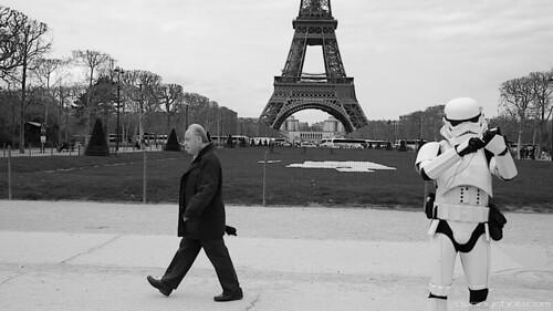 Tokyo Dance Trooper in Paris