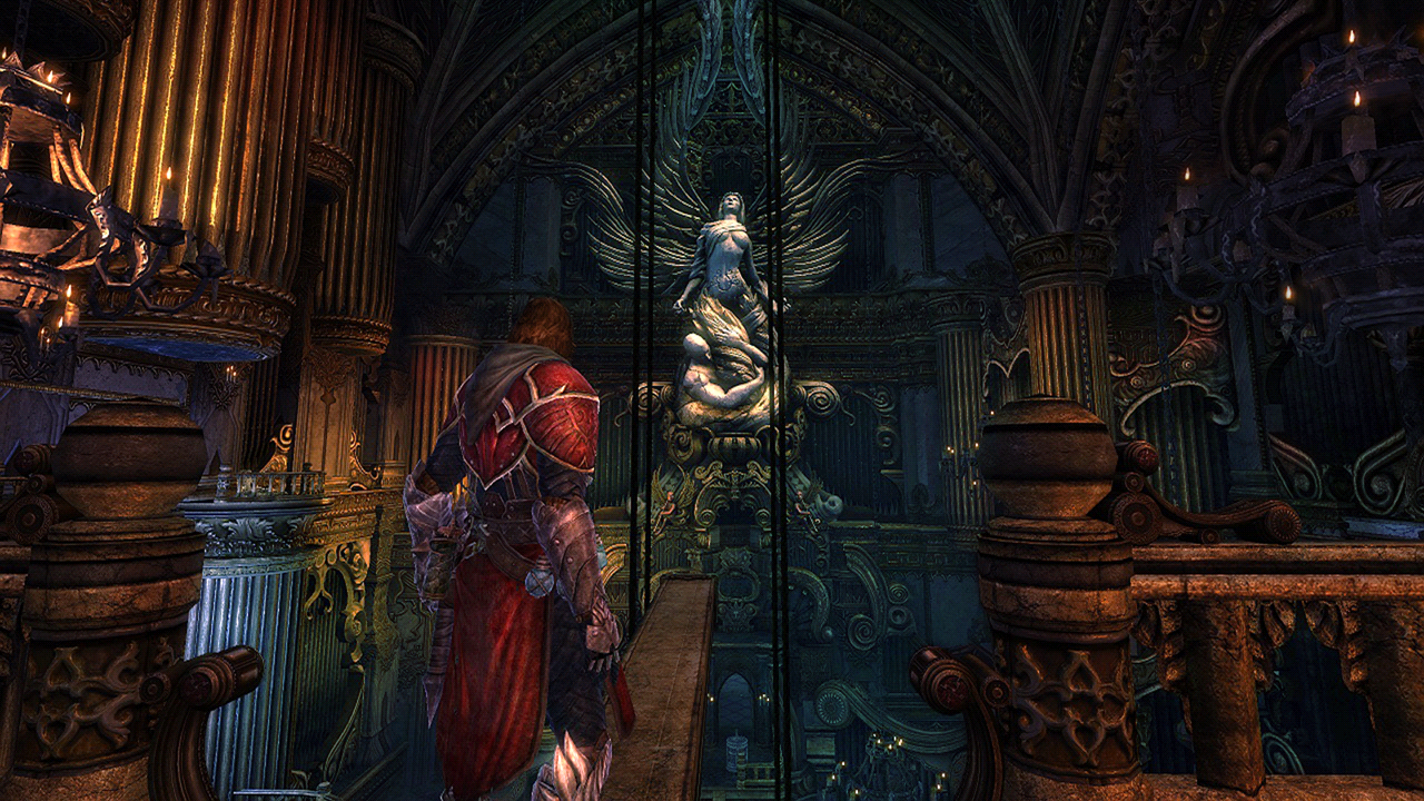 Castlevania Lords of Shadow Torre del Reloj
