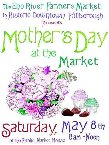Mothers Day at the Market