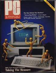 Cover of the first issue of PC Magazine by scriptingnews, on Flickr
