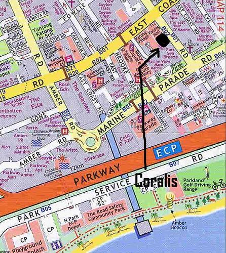 Coralis Site