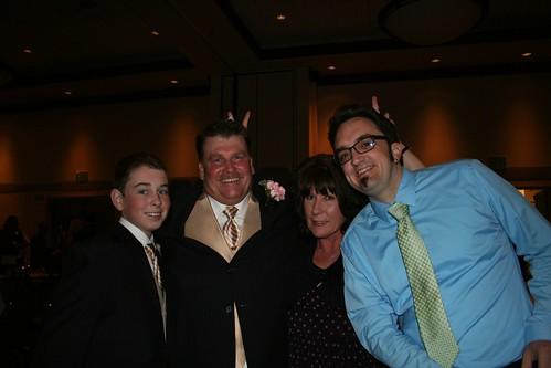 Daniel, Darrell, Sharon, & Ryan