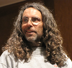 Tom Shadyac (Colorado Sands) Tags: people usa man male men america campus us cu colorado unitedstates longhair boulder teacher american apri