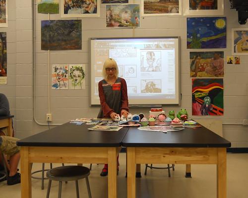 ART CLASS 0785