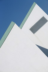 Pavilion (Dr Max) Tags: ireland abstract galway triangles geometry sunny 5d barna changingrooms