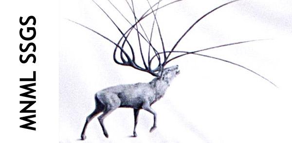 SSG Special: Deer @ Galleria Civica Modena (Image hosted at FlickR)