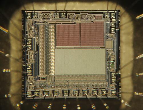 16kbit EPROM National Semiconductor NMC27C16