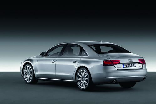 2011 Audi A8 L pictures