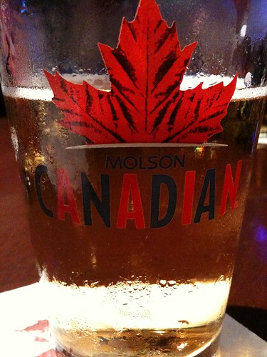 2010 Games glass of Canadian