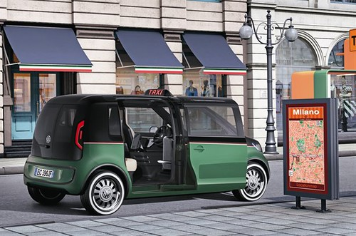 VW Milano Electric Taxi