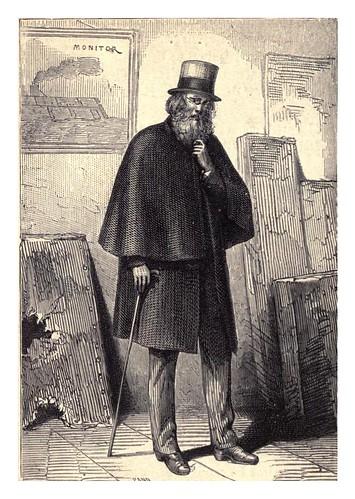 012-El capitan Nicholl-De la tierra a la Luna-De la terre à la lune-ilustraciones de Henri de Montaut