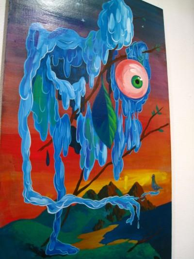 Josh Herbolsheimer Weird Earth show