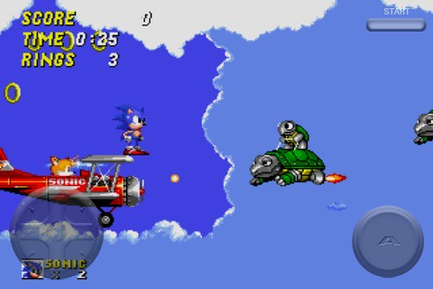 Sonic the Hedgehog 2 - iPhone