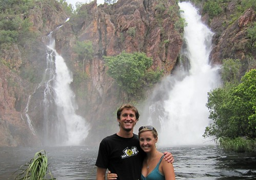 Wangi Falls, Ash On Edge