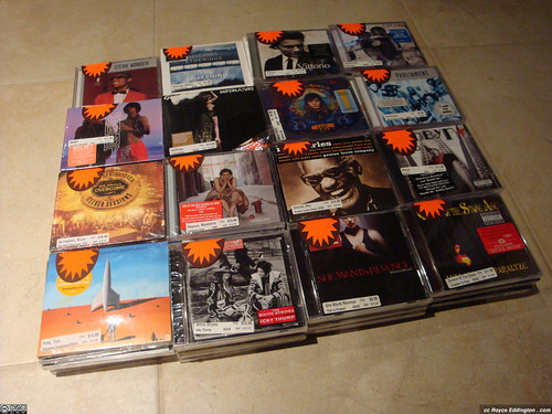 77 CDs for $77