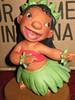 WDCC Alien Auana Stitch & Hawaiian Hula Lilo