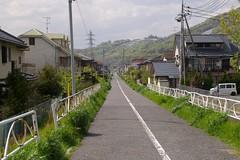 西大寺軽便鉄道跡