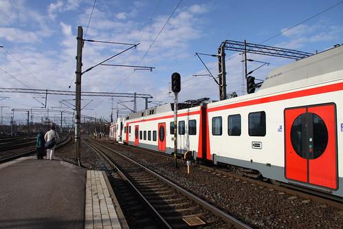 Junaonnettomuus Helsingissä