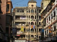 MWS - Apartments (1) (andthemonkey) Tags: india bombay mumbai galli dadar phool
