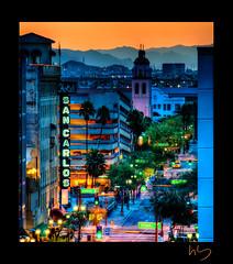 Sunrise at San Carlos [Explored]