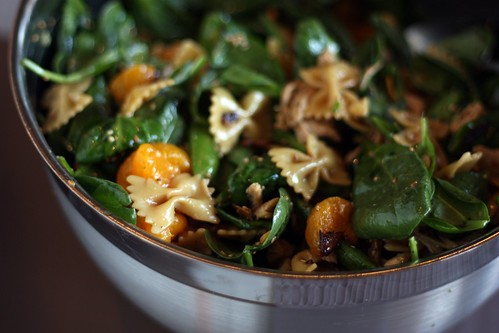 Asian Chicken Pasta Salad (recipe from No biggie.net)