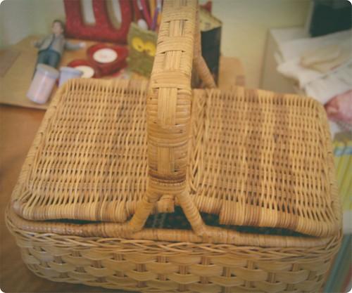 Picnic basket 1