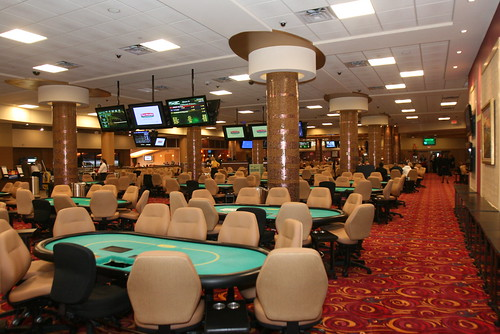 April 14: Poker Room