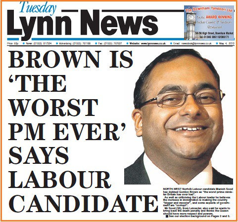 Brown worst PM