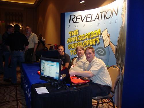 revelation Booth