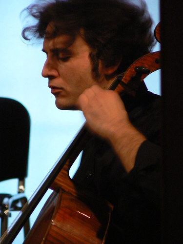 Nicolas Altstaedt in Kronberg