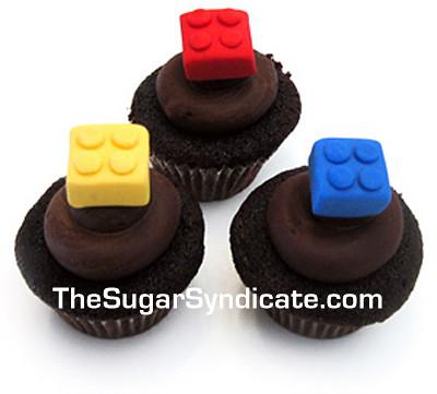 LEGO Mini Cupcakes