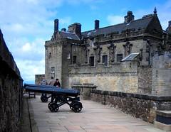 Stirling Castle cannon row (bryanDeldridge) Tags: castle scotland unitedkingdom stirling