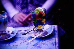 soire (moaan) Tags: digital 50mm cafe kyoto mood dof purple drink bokeh utata  jelly punch recollection softdrink f095 kiyamachi canonf095  rd1s  epsonrd1s canon50mmf095  jellypunch inapurplemood gettyimagesjapanq1 gettyimagesjapanq2