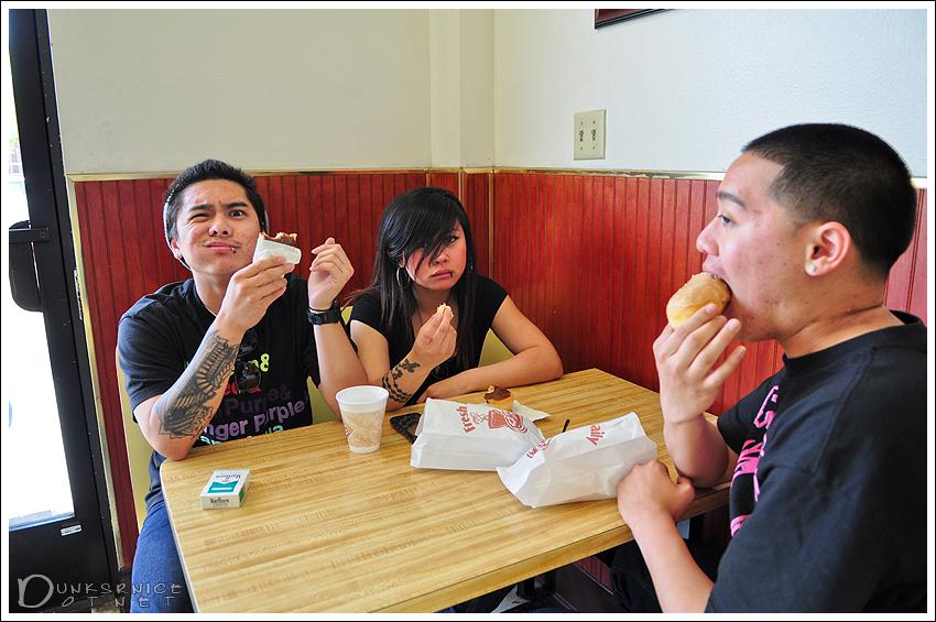 Mitch, KJ, & Rhandy.