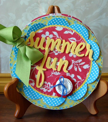 Summer Fun Mini Cover