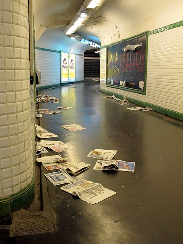 les journaux d'information à l'heure du gratuit