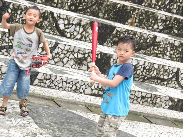 安康公園打棒球47-2010.05.09