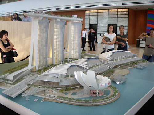 Marina Bay Sands IR Singapore