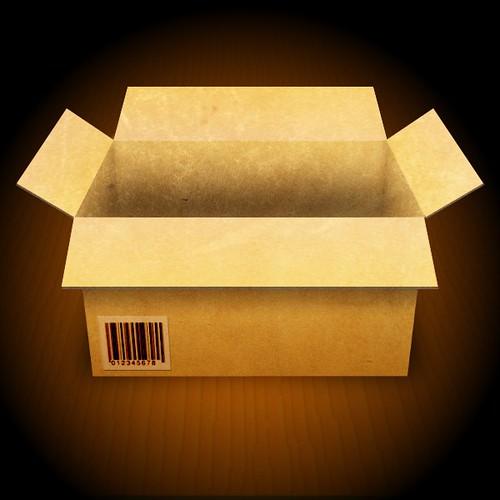 Box with GIMP