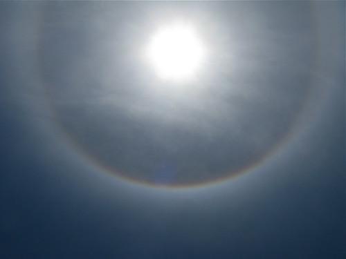sun rays?