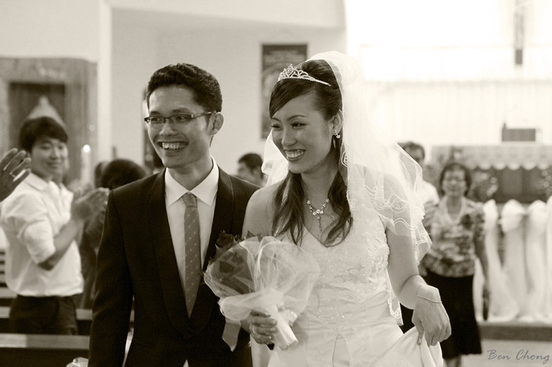 Swee Lin & Catherine Wedding