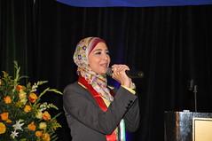 Hanan Turk On Stage