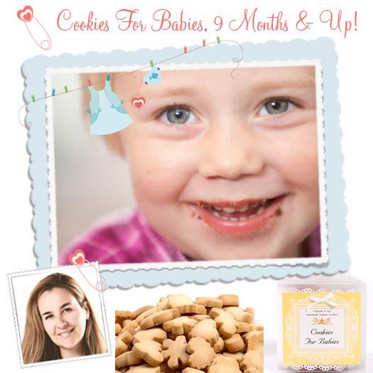 Cookies For Babies